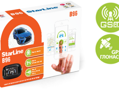 StarLine B96 BT 2CAN+2LIN GSM-GPS